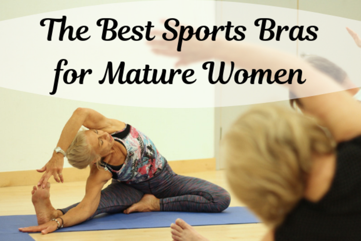 What Are the Best Sports Bras for Older Women?