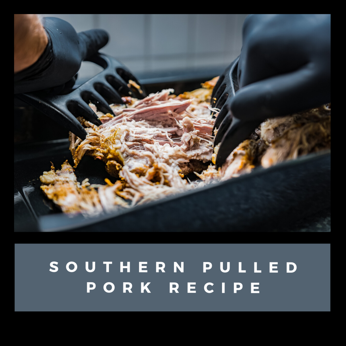 The whole family will love this pulled pork recipe.