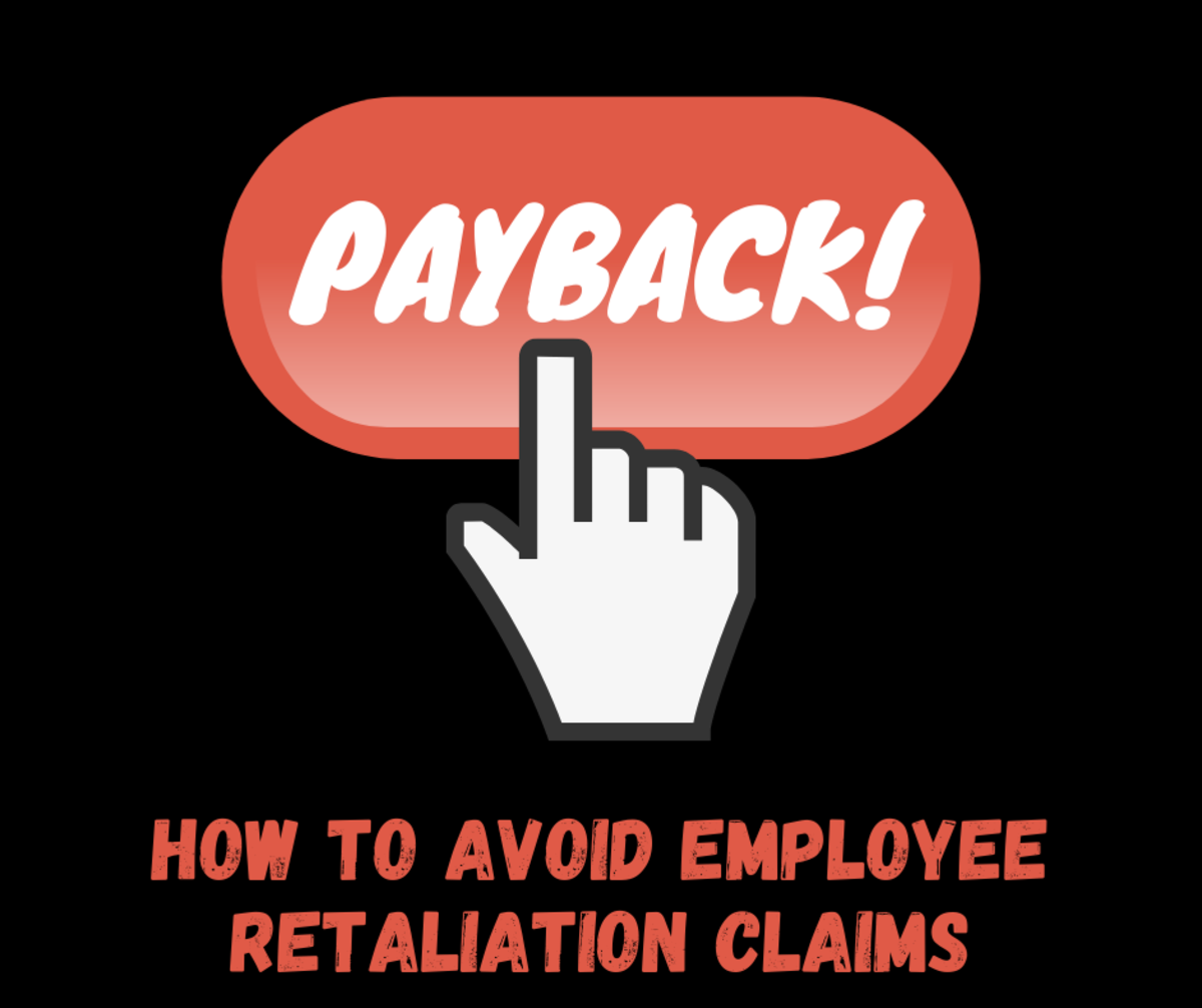 Employee retaliation claims are on the rise.  Learn how to avoid these claims in the first place.