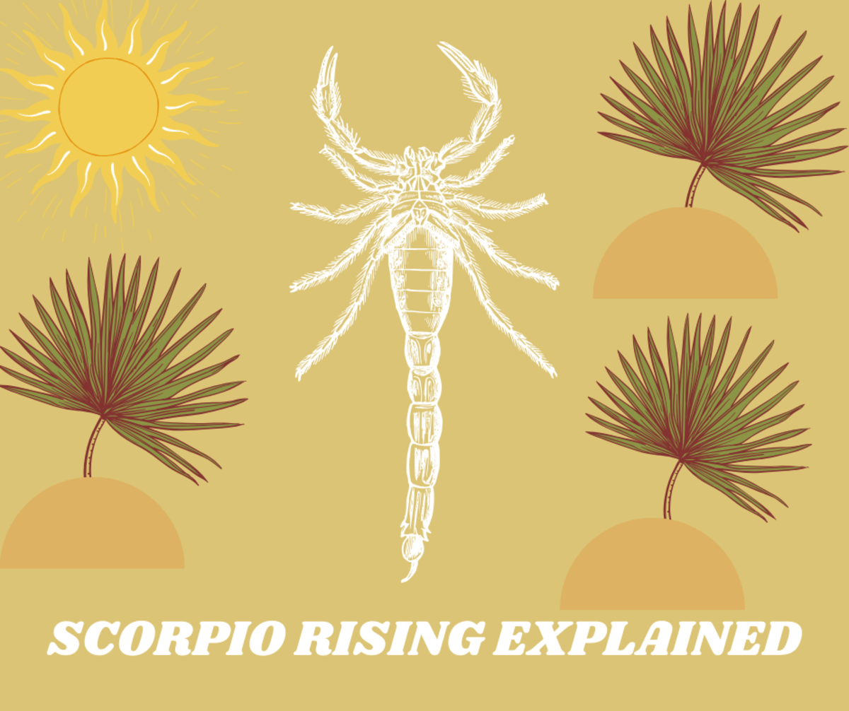Read on to learn a what a Scorpio rising sign is like.