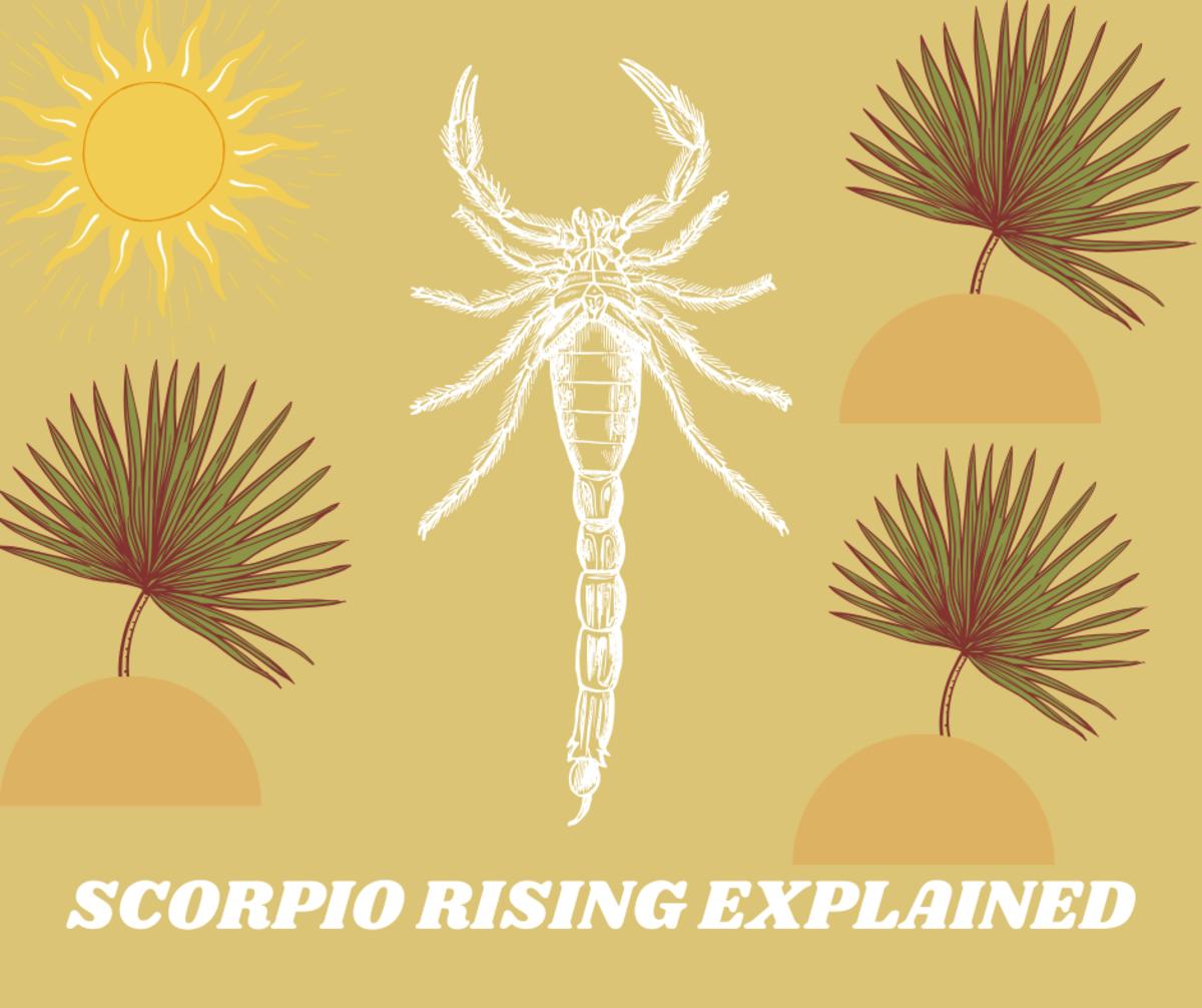 Scorpio Rising Explained