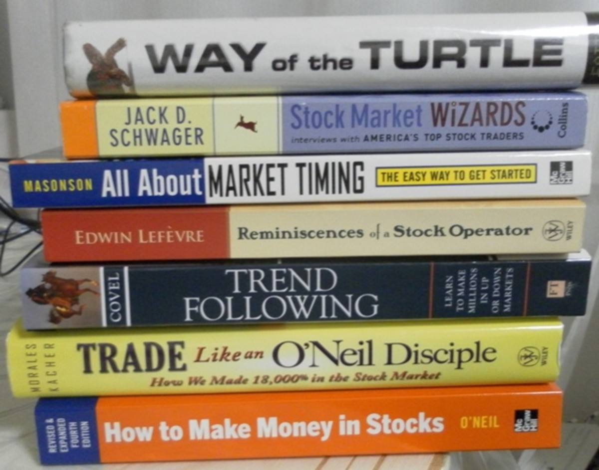 Top 10 Best Stock Trading Books Every Serious Stock Trader Should