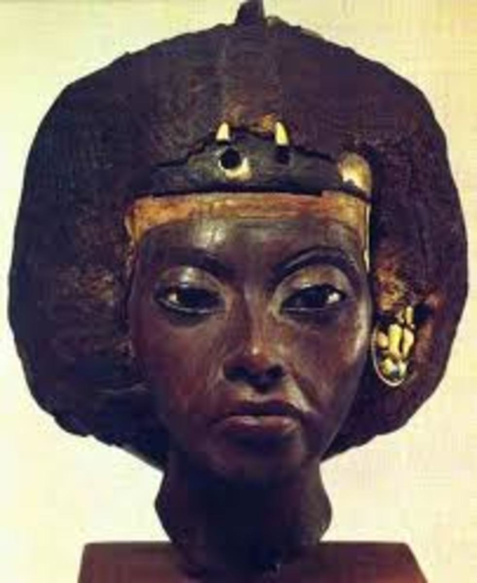 Queen Tiye of Kemet