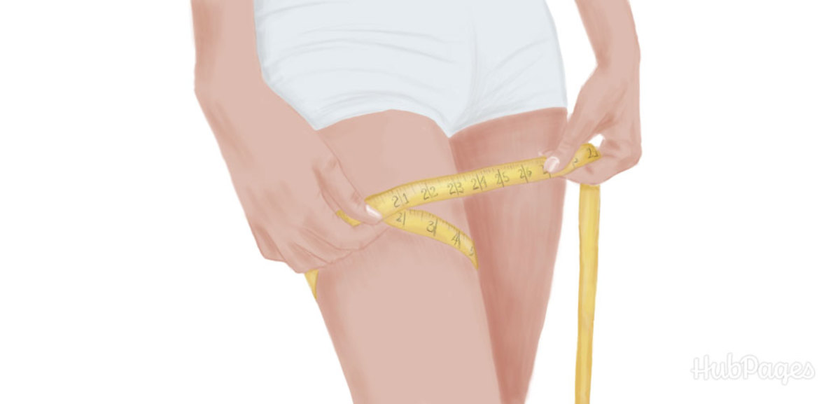How to Get Slimmer Thighs