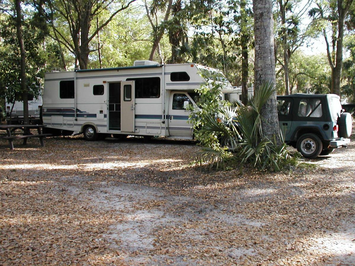 Camping in Florida