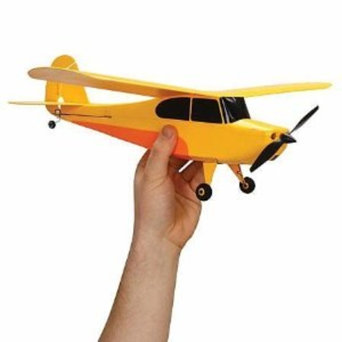 RC Trainer Airplane Review - The HobbyZone Champ