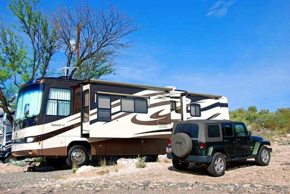 How to Get the Best Price for Your Used RV in a Trade