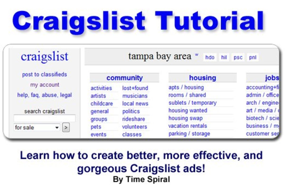 How to Write an Effective Craigslist Ad