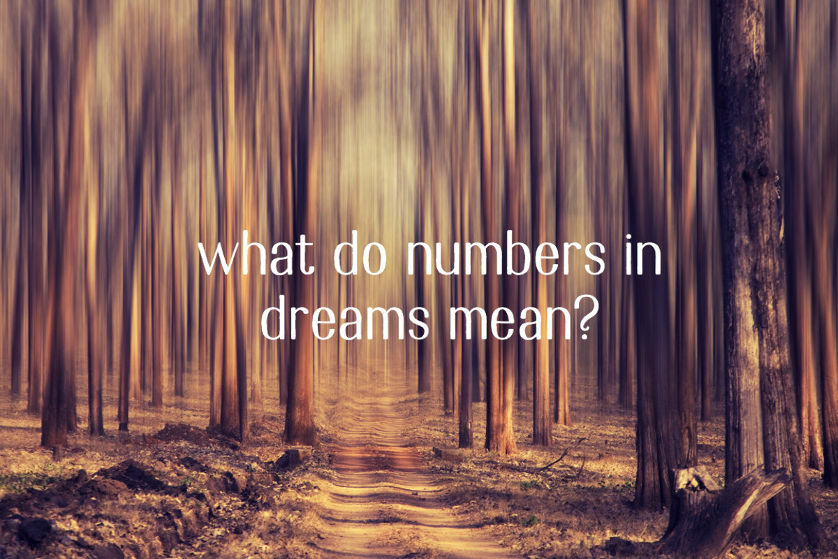 Numerology: Numbers in Dreams