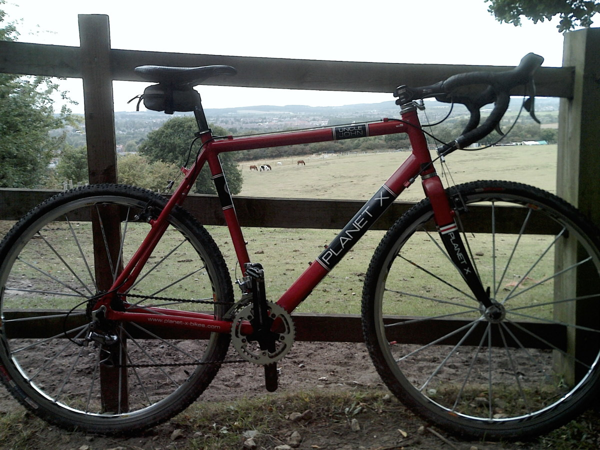 Planet X Bikes - Uncle John Cyclocross (CX) Frameset Review