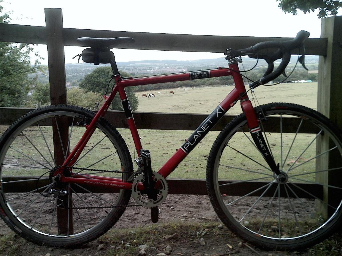 Planet X Bikes - Uncle John Cyclocross (CX) Frameset Review