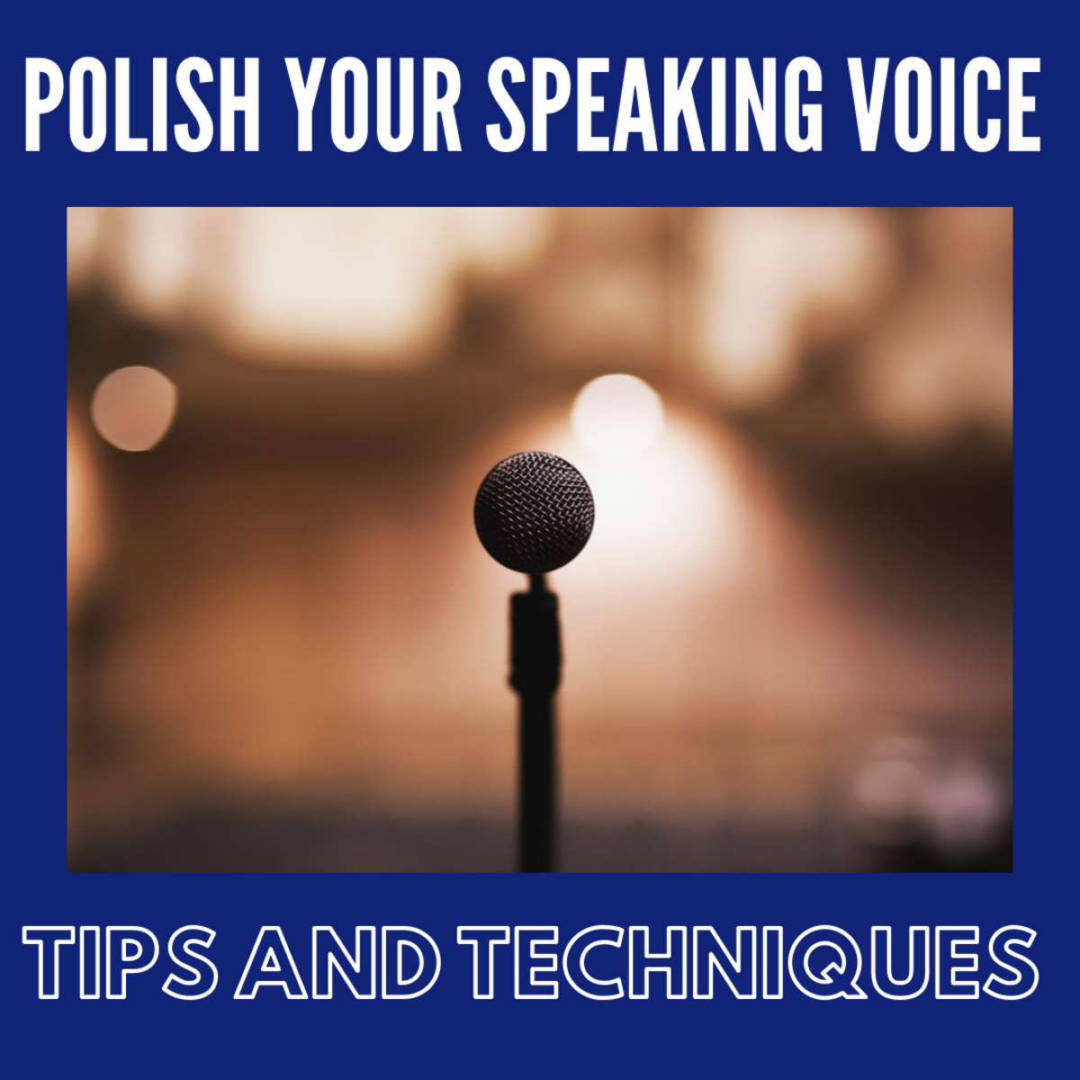 How to Polish Your Speaking Voice