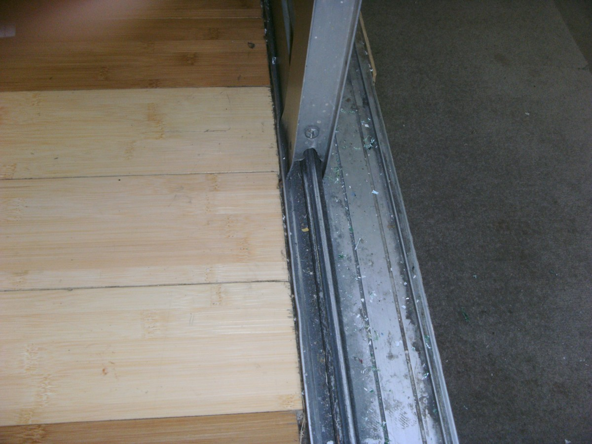 sliding glass patio door how to repair or replace rollers