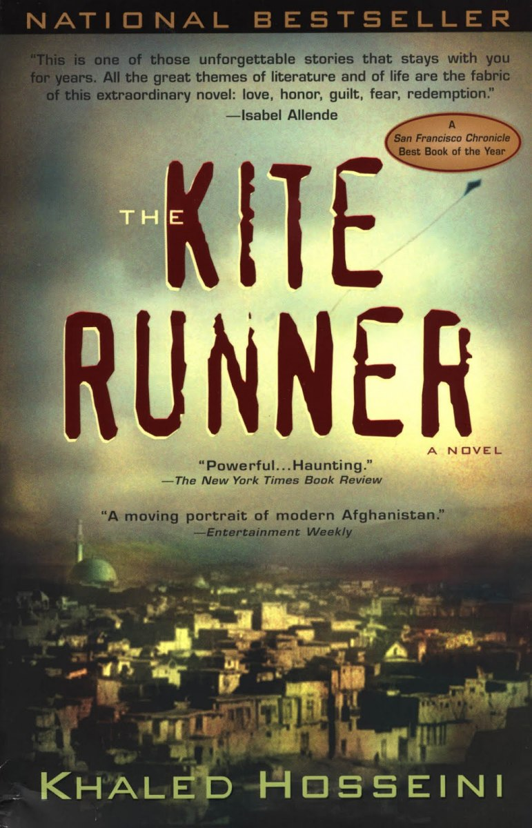 the kite runner best quotes page numbers