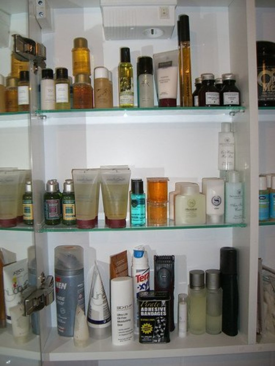 Do the Parabens in Your Lotions & Shampoos Cause Cancer?