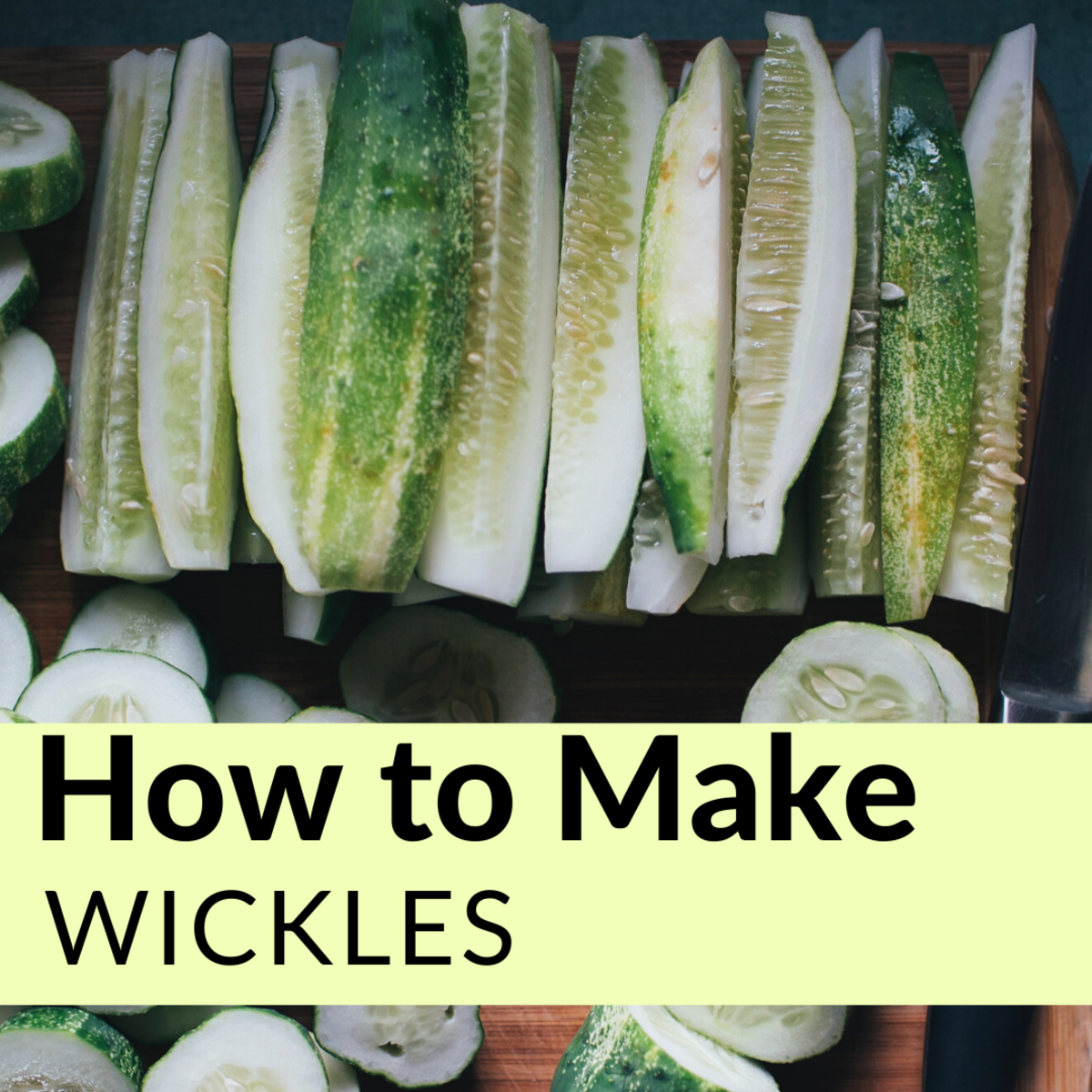 How to Make Wickles