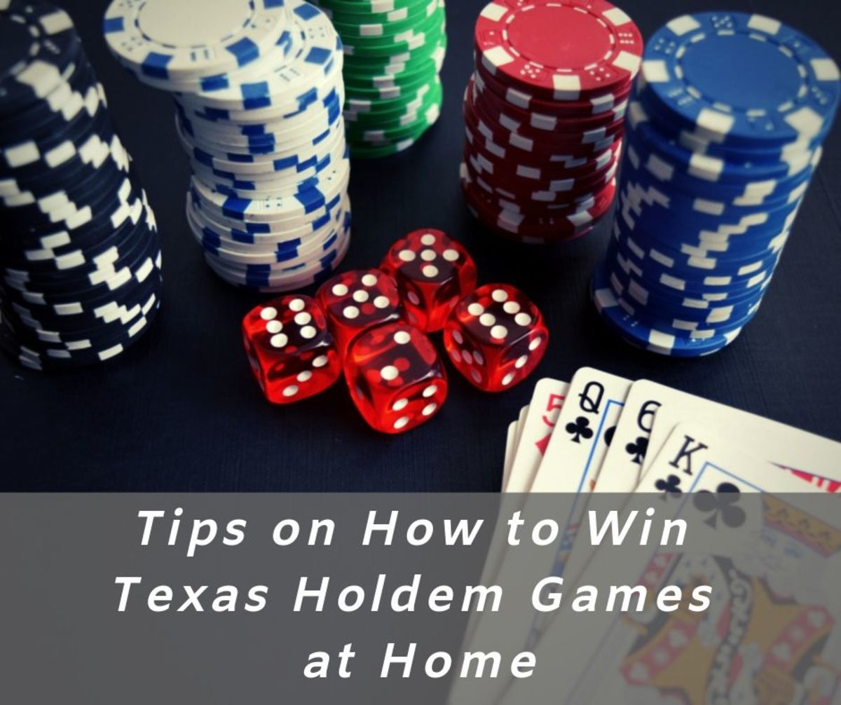 Texas Holdem Strategy: 8 Mistakes Home Game Poker Players Make