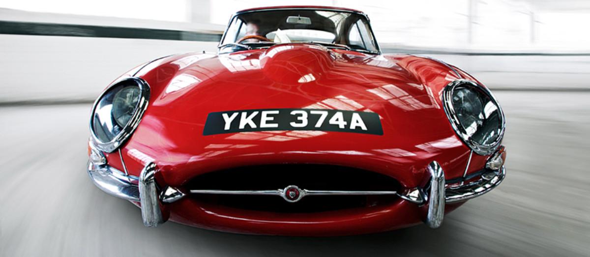 A History of the Jaguar Car