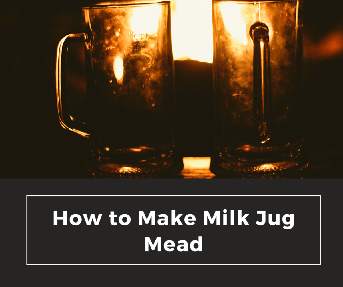 How to Make Milk Jug Mead (Honey Wine) at Home