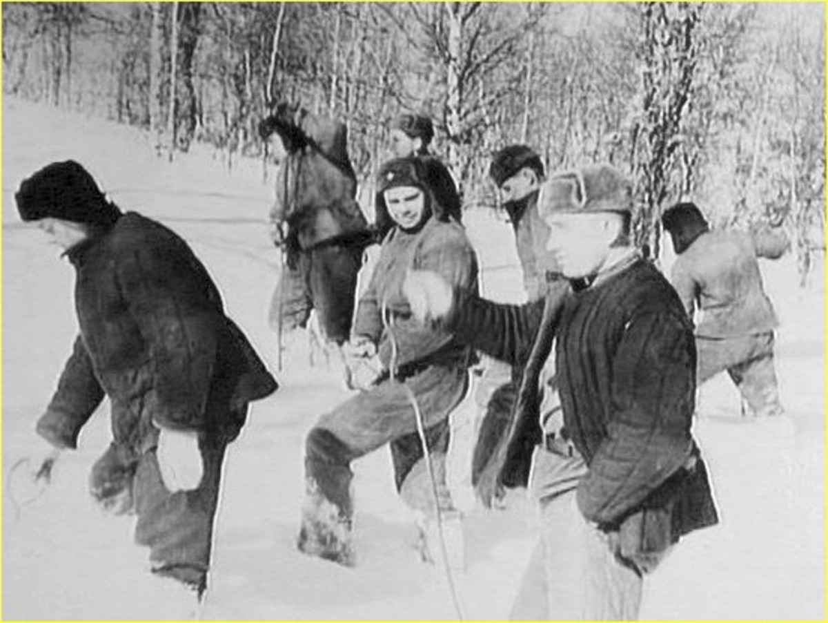Unexplained Mysteries: The Dyatlov Pass Incident (Death of Nine Russian Hikers)