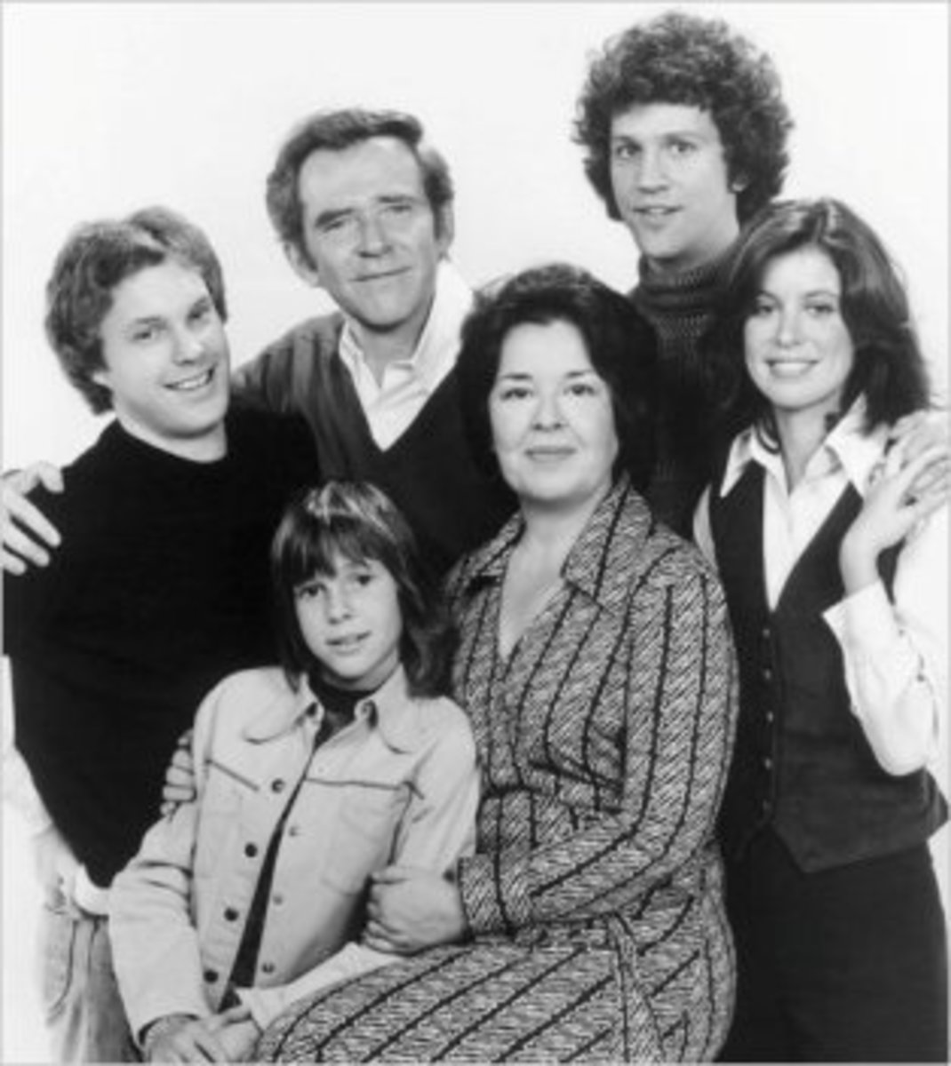 The Cast of Family (TV Series)