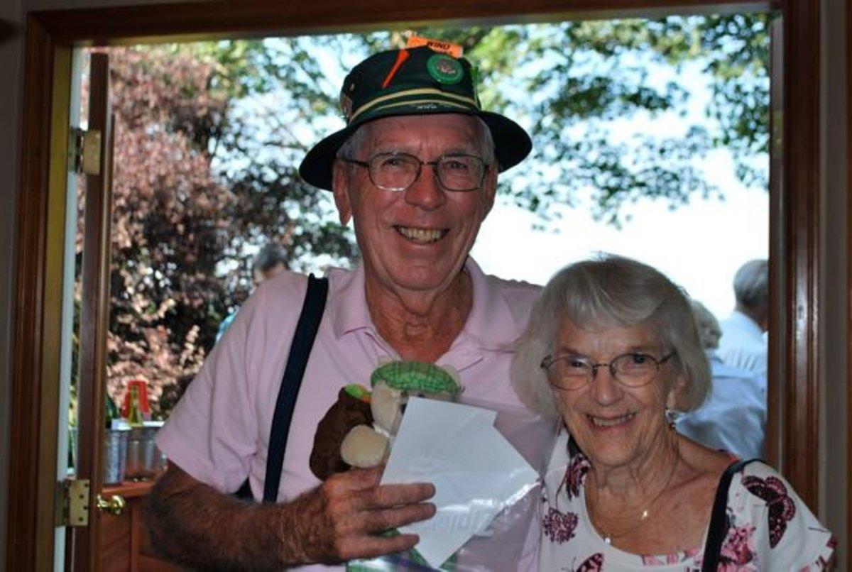 Widowed spouses often recall happier times