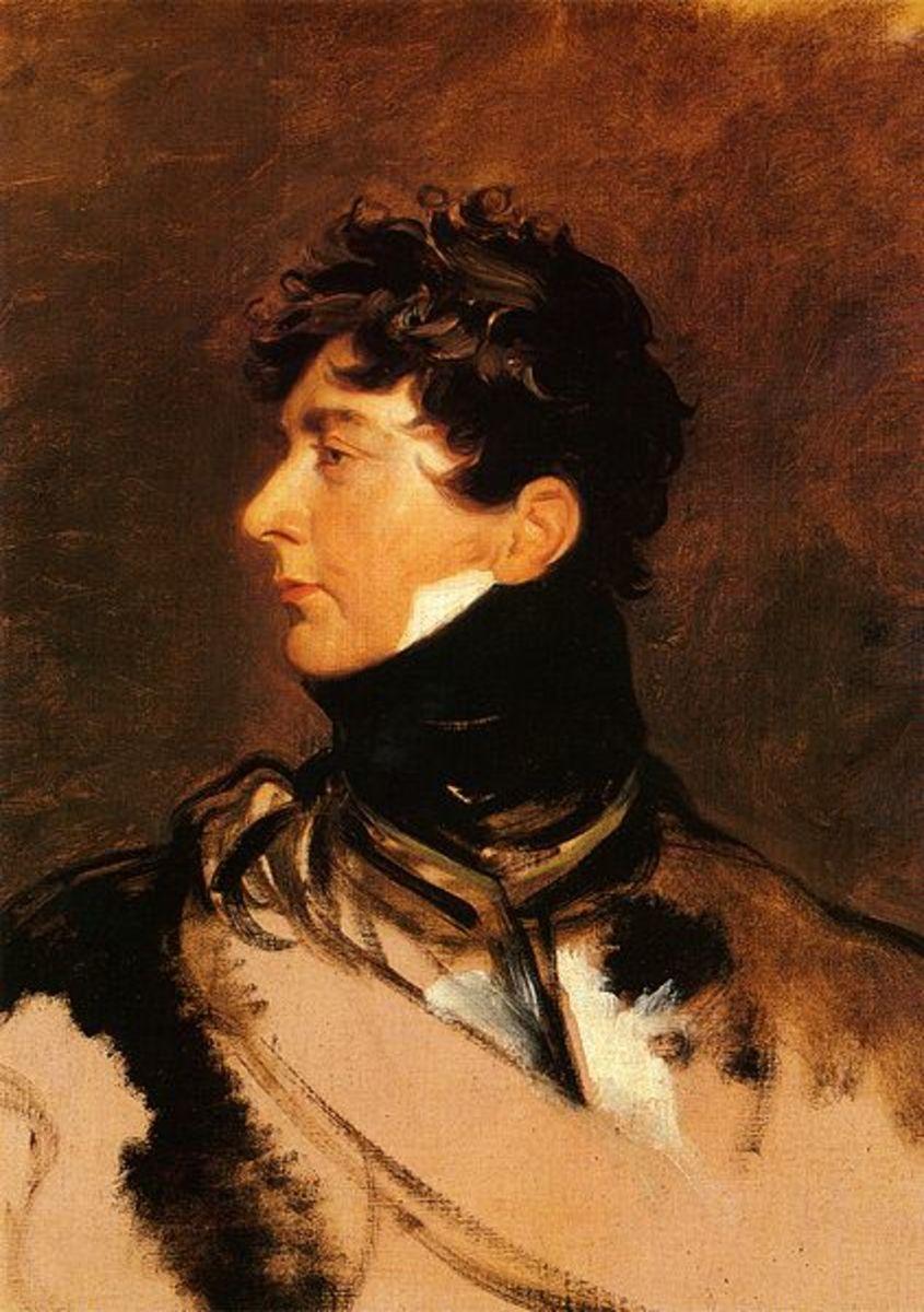 Gotta love good ol' George IV, eh wot?