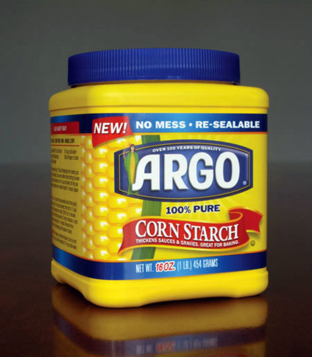 Cornstarch Cravings