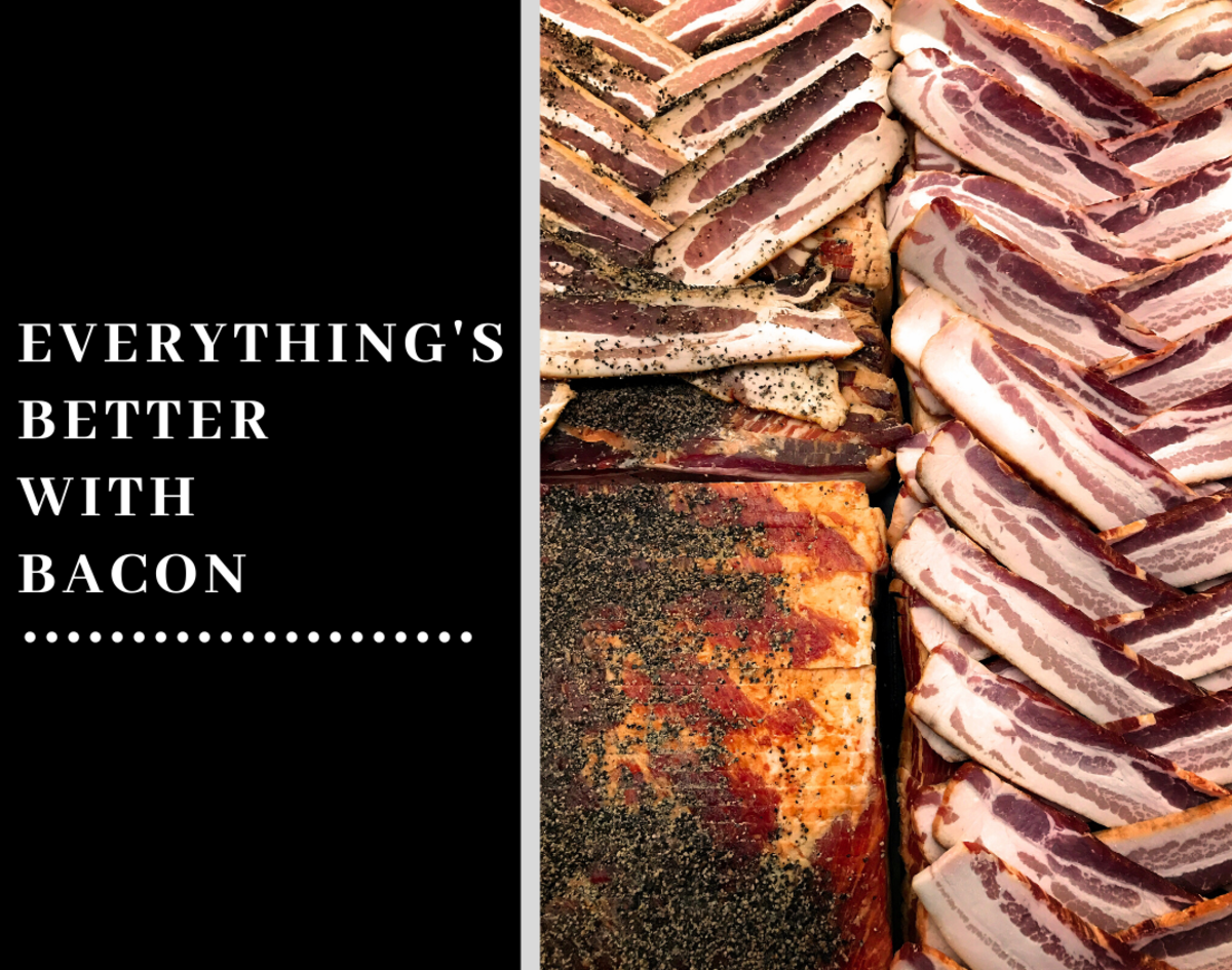 Everything's Better With Bacon: Making the Case for Bacon in a Healthy Diet