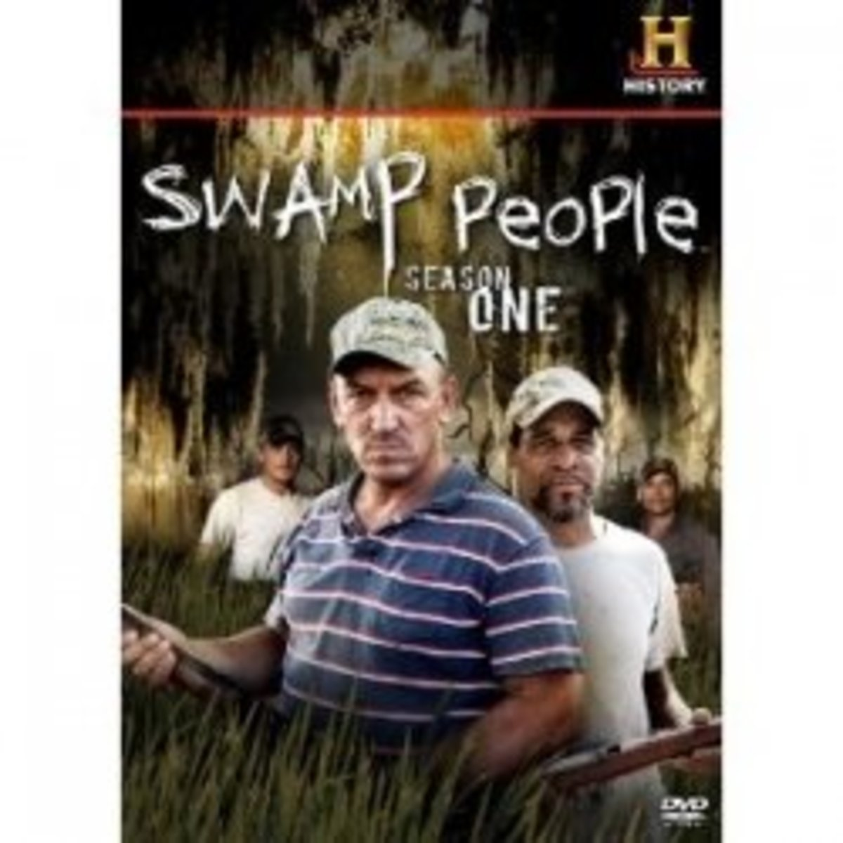 Troy Landry and the Swamp People crew.
