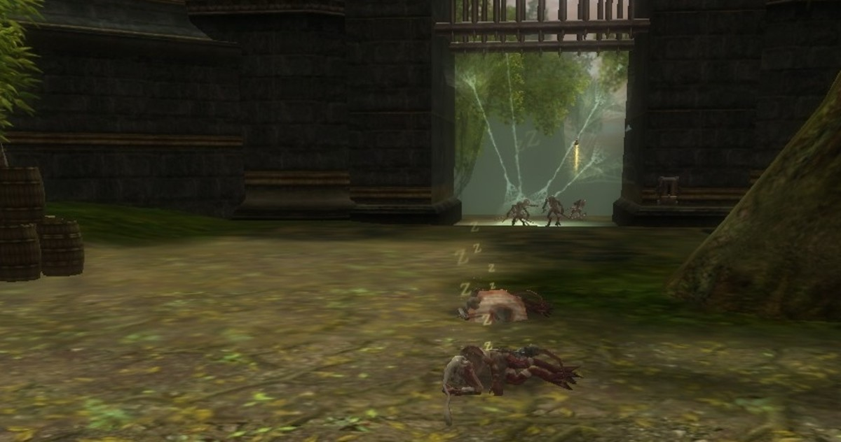 Five DDO Magic Spells for Newbies