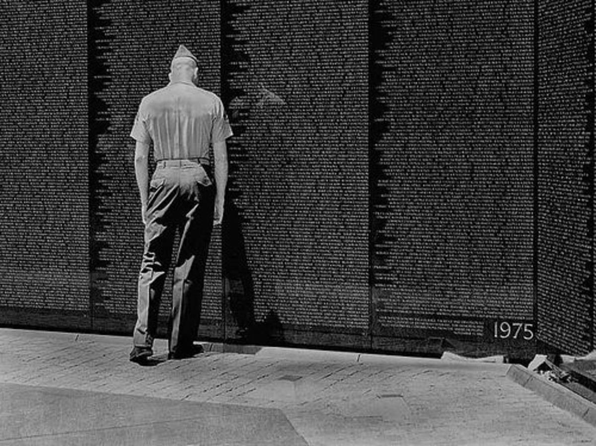 Introduction to the Vietnam Veterans Memorial