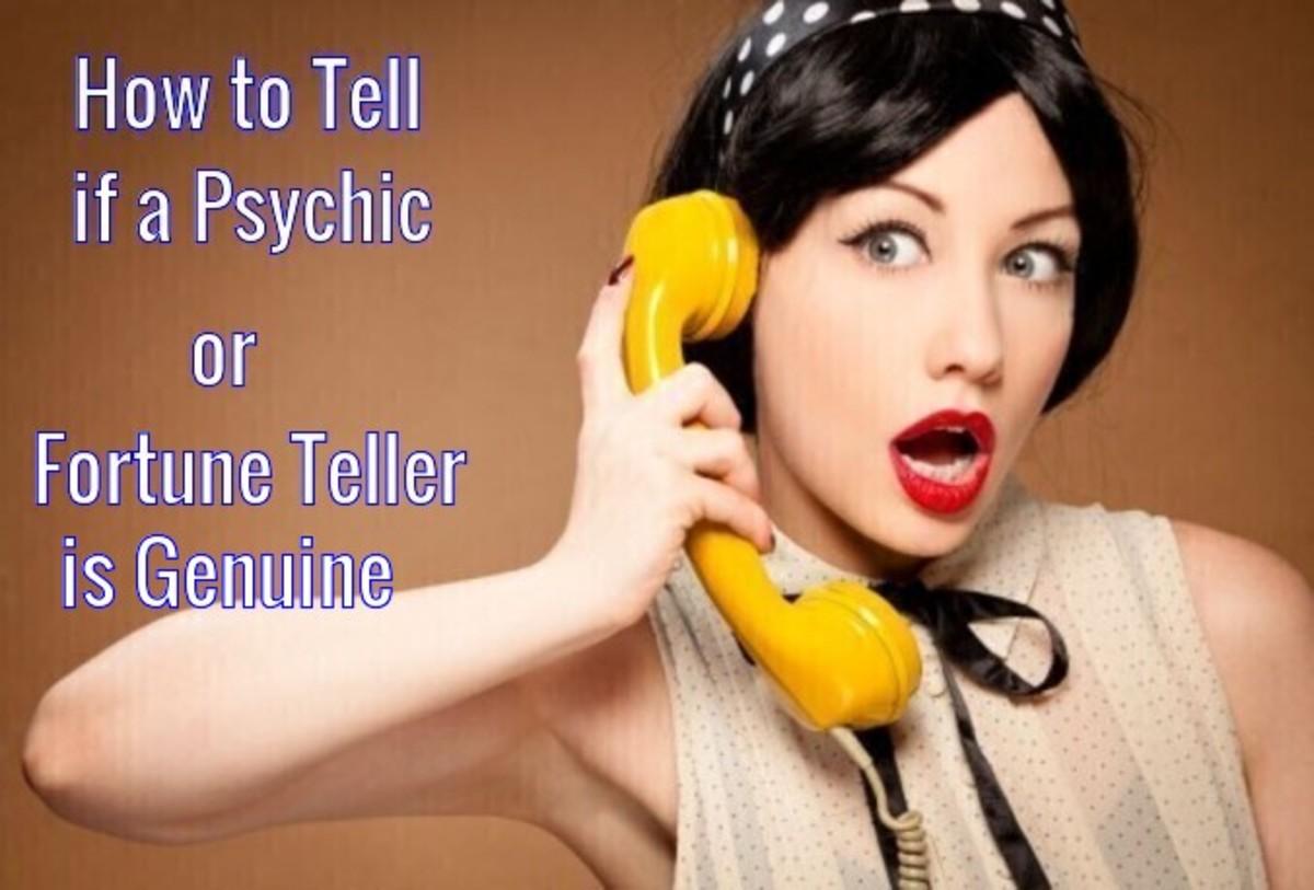 #psychicfraud #genuinepsychic