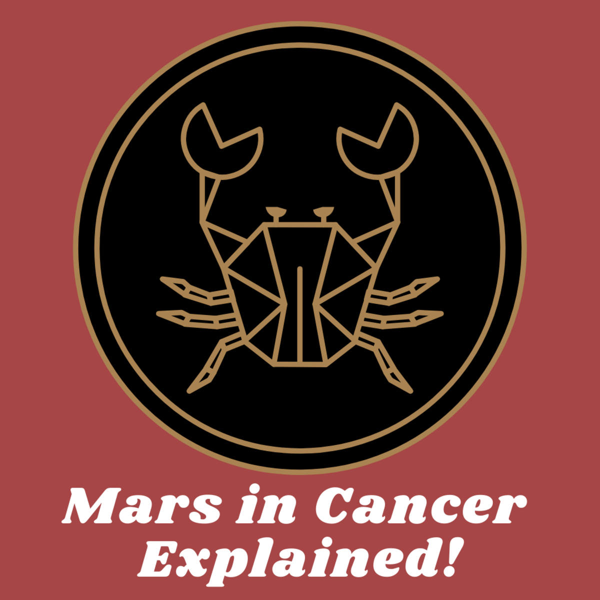 Mars in Cancer Explained