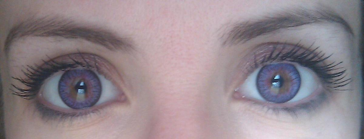 The Best Color Contacts
