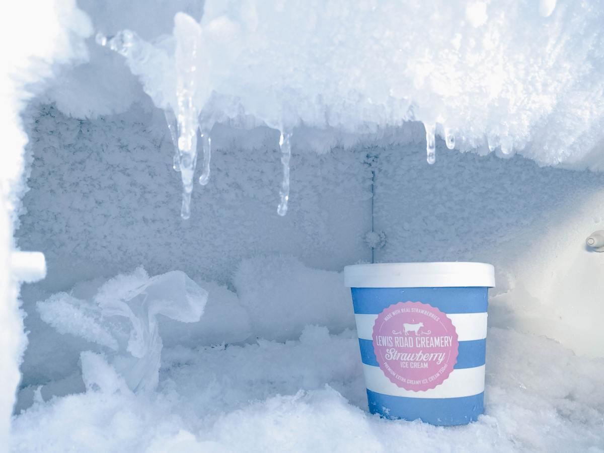 Don't be afraid to use your freezer. You can put a lot more than ice cream in there!