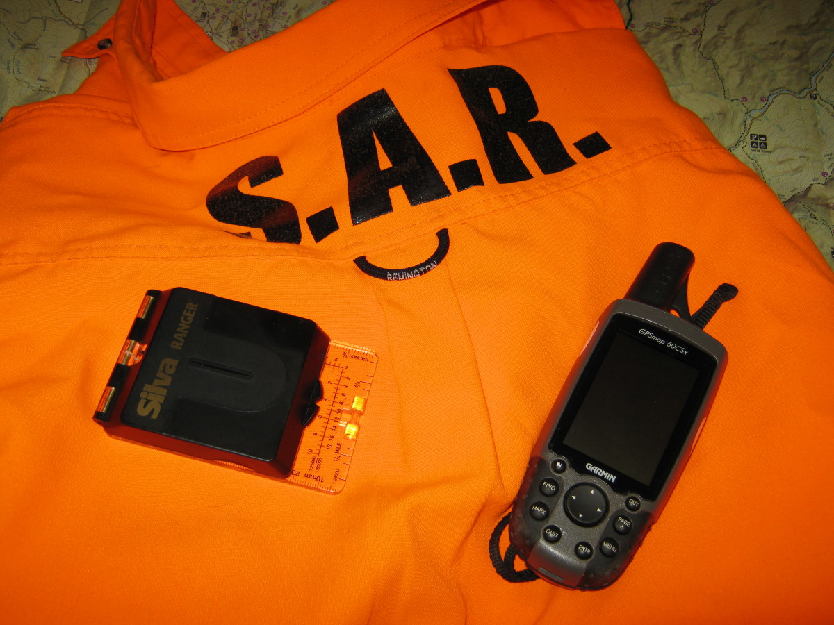 How to Use a GPS for Search and Rescue Operations
