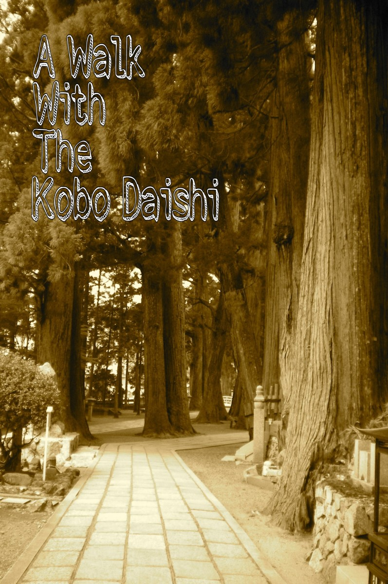 A Walk With Kobo Daishi