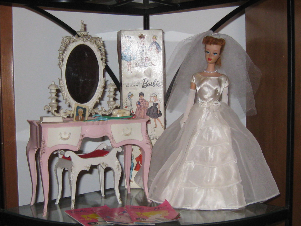 Barbie's Wedding Day!