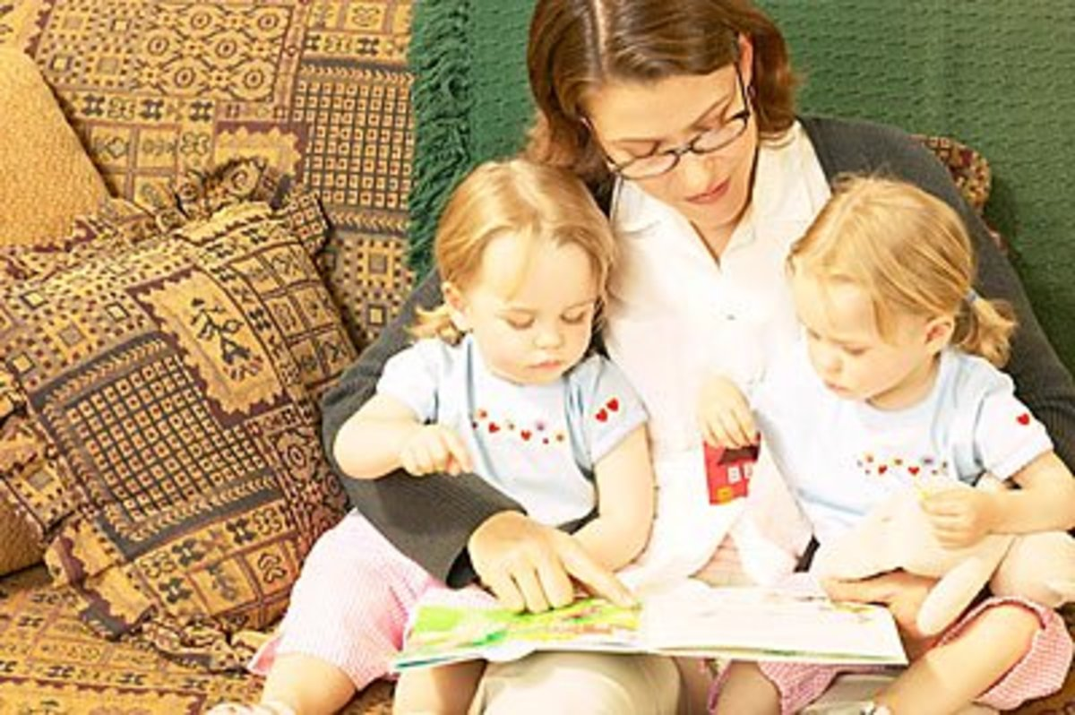 How To Teach Your Child To Read A Book In 30 Days