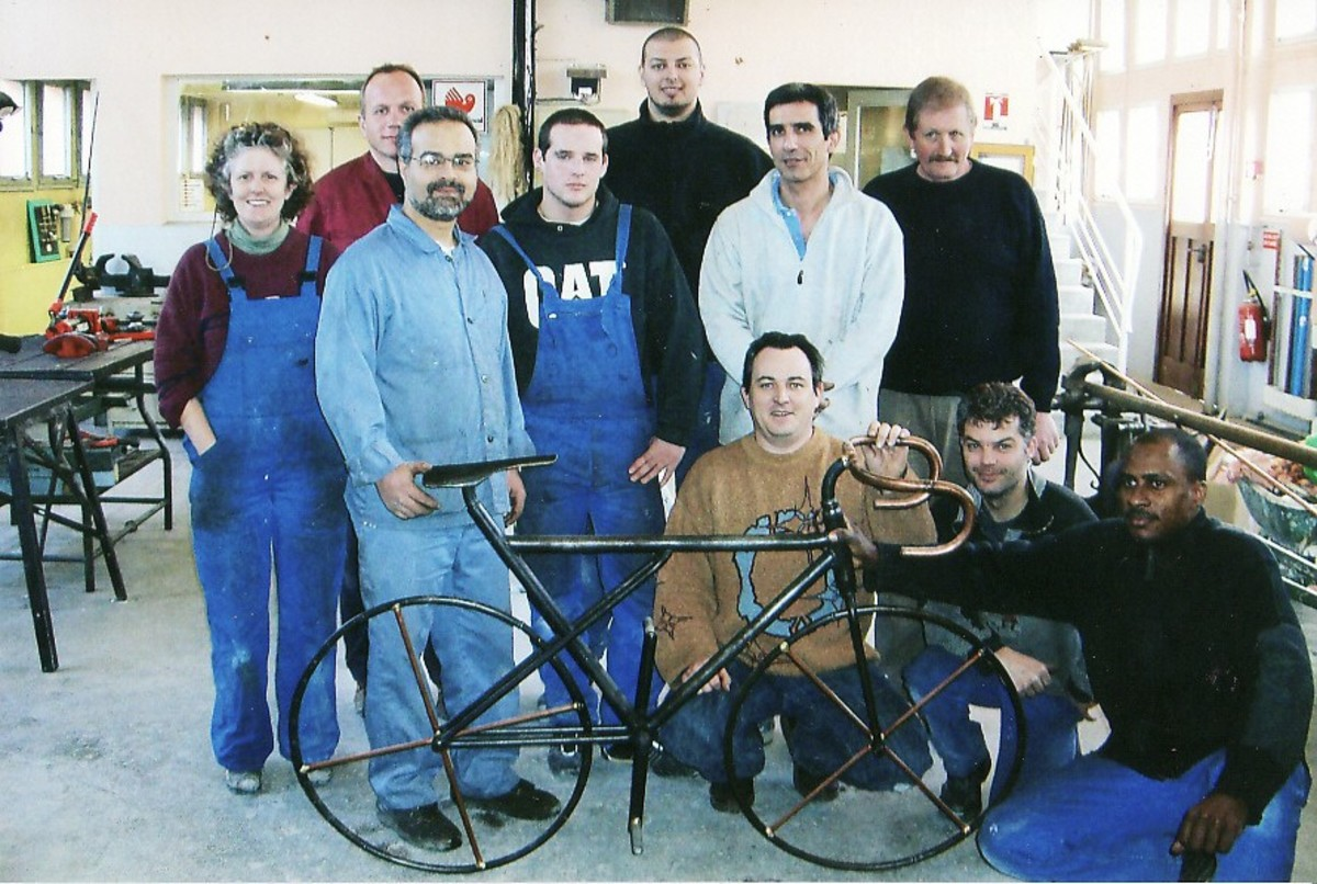 My Training as a French Plumber in AFPA Limousin Campus