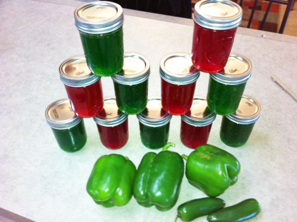 Old-Fashioned Hot Green Pepper Jelly Recipe From the Virginia Hills