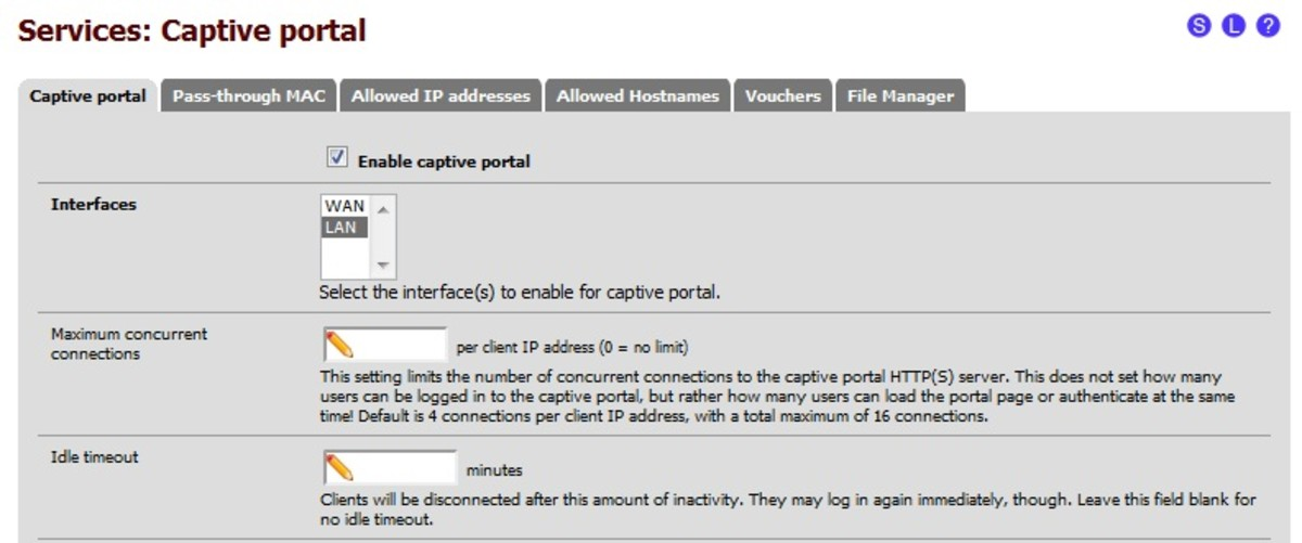 How to Set Up a Captive Portal Using pfSense