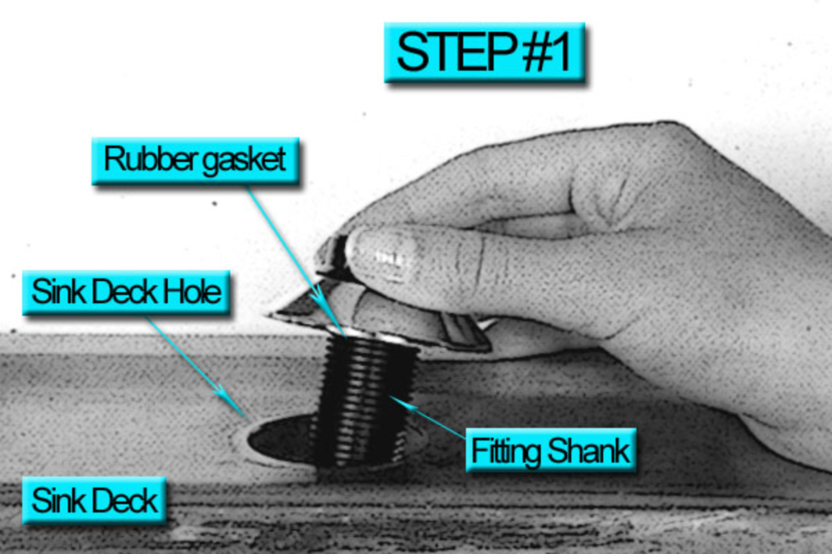 How to Replace a Kitchen Sink Sprayer Hose