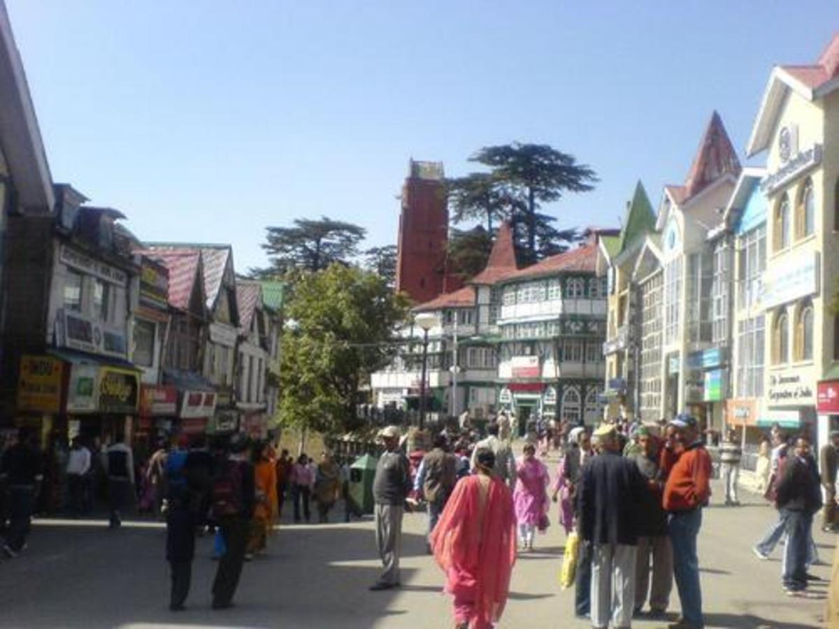 10 Best Places to Visit in Shimla in India