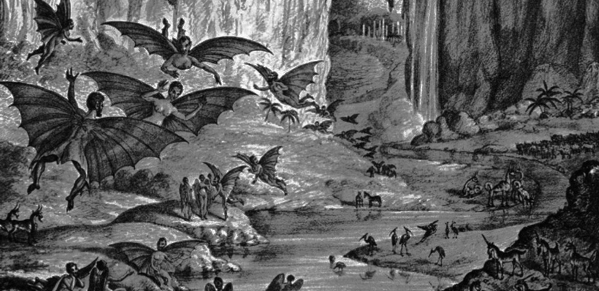 Great Moon Hoax of 1835: An Early Example of Fake News