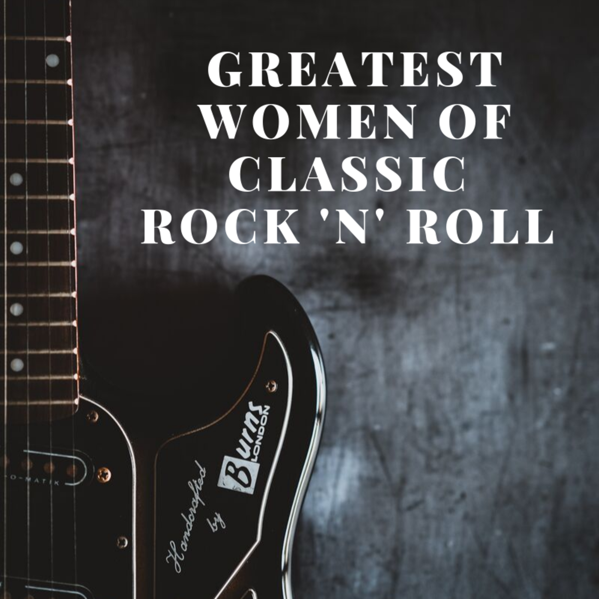 These amazing female musicians will make you want to head bang along to every powerful riff!