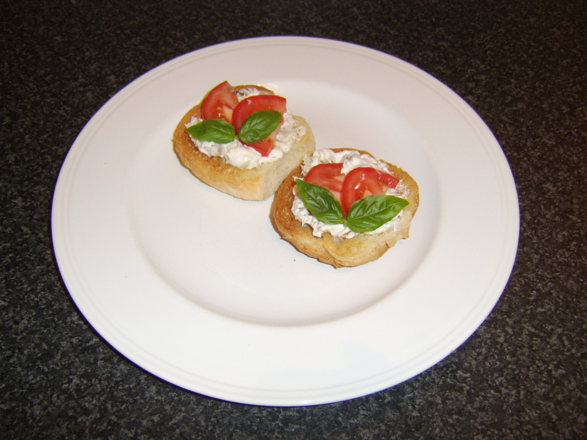 Creamed smoked mackerel on toast is one of the recipes featured below