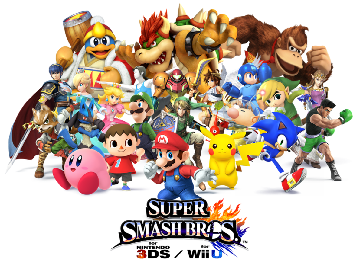 "Top 5 Worst Characters in ""Super Smash Brothers 4"""