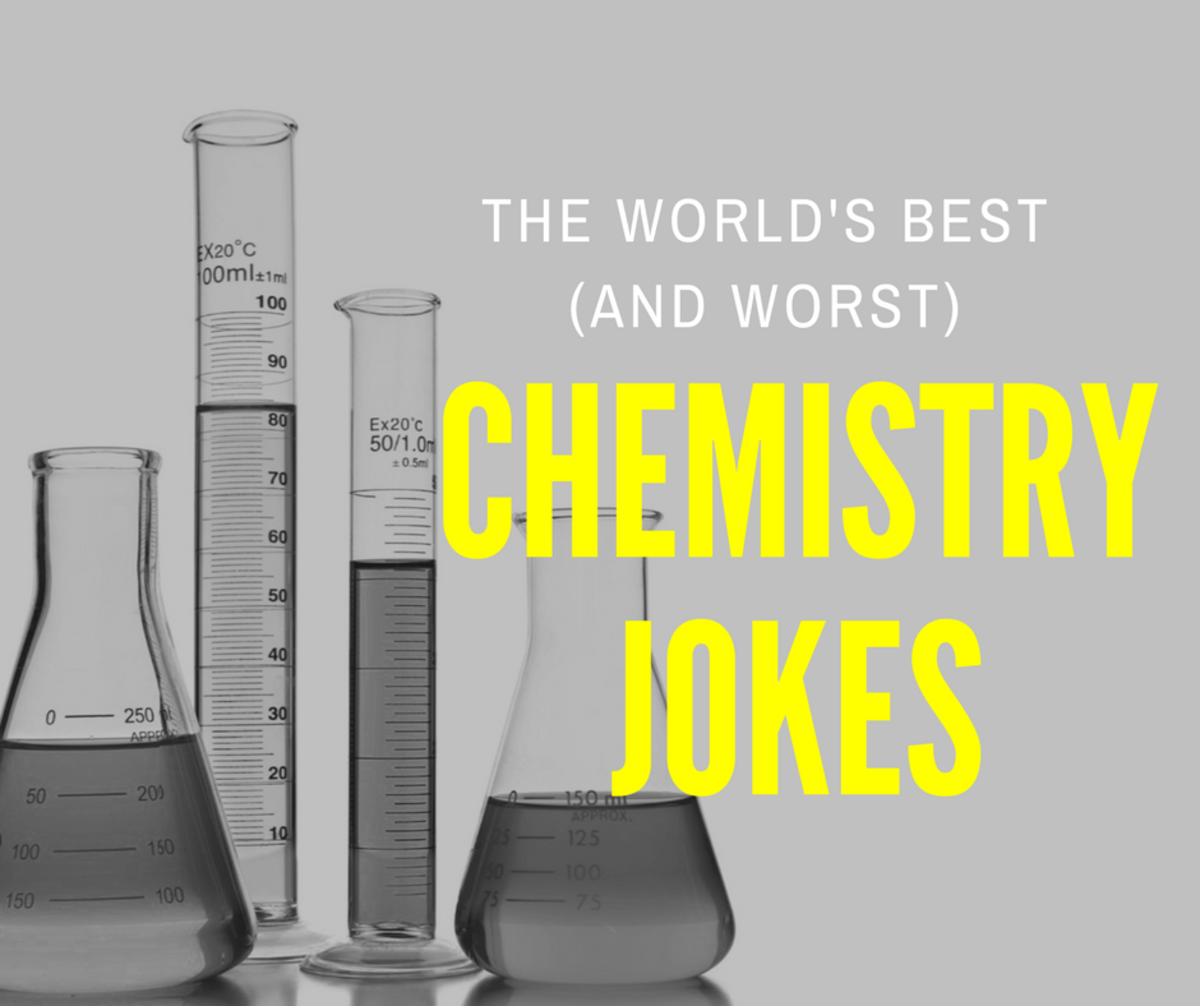 Funny Chemistry Jokes & Pictures Guaranteed to Make You Laugh
